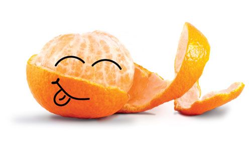 Happy Food Mandarin