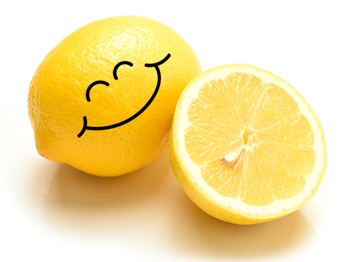 Happy Food Lemon